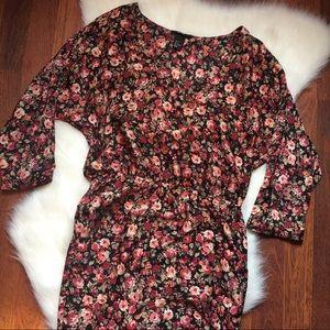 H&M boho floral sundress